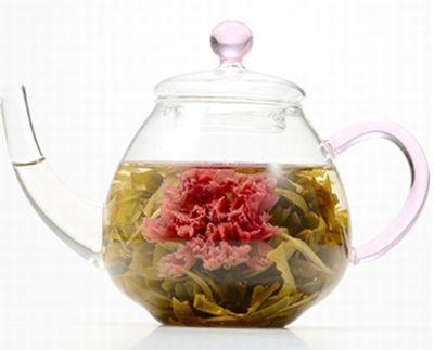 2014母の日カーネーションお茶01